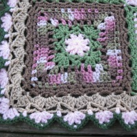 Day 29/365: My First Post Featuring a Crocheted Project!