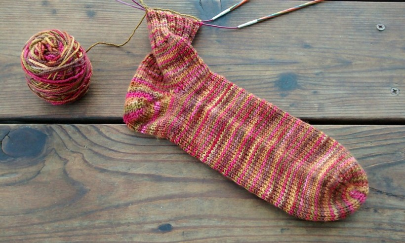 cabin fever sock