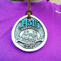 Day 312/365:  The 2015 Big Sur Half Marathon on Monterey Bay