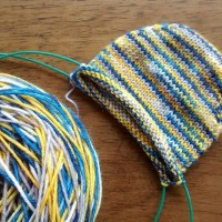 Week 9/52:  First Sock of 2016