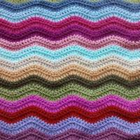 Week 20/52:  Ripples and Granny Squares